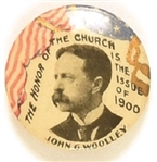 Woolley 1900 Prohibition Party Honor the Church