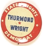Thurmond and Wright States Rights Party