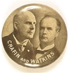 Chafin, Watkins Prohibition Party Jugate