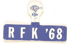 Robert Kennedy RFK 68 Tab