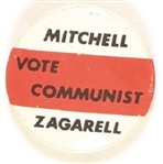 Mitchell Zagarell, Vote Communist