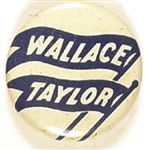 Wallace, Taylor Flags Litho