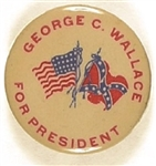 George Wallace Confederate, U.S. Flags