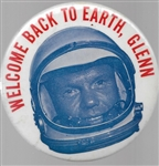 Welcome Back to Earth John Glenn