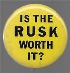 Is the Rusk Worth It?