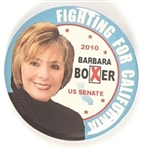 Boxer Fighting for California