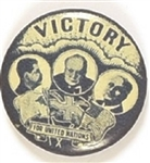 FDR, Churchill, Stalin World War II Victory Pin