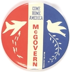 George McGovern Bomber and Dove Anti Vietnam War Pin