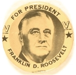 Franklin Roosevelt V for Victory