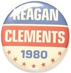 Reagan, Clements Texas Celluloid