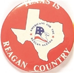 1984 Texas is Reagan Country