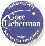 Travis County for Gore, Lieberman