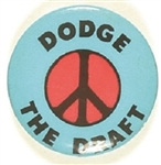 Dodge the Draft Peace Sign