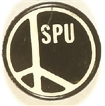 Student Peace Union Peace Sign