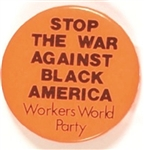 Stop the War Against Black America