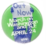 Out Now March on Washington