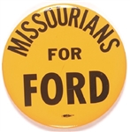 Missourians for Gerald Ford Delegate Pin