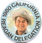 Reagan California Delegation