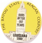 Louisiana, The Bayou State Reagan Country