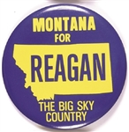 Montana for Reagan 1980 Big Sky Country