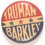Truman and Barkley Stars Litho