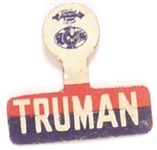 Truman Red, White and Blue Tab