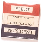 Truman, Dewey Mechanical Pin