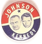 Johnson and Robert Kennedy Jugate