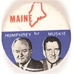 Humphrey State Set, Maine