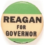 Reagan for Governor Green Version