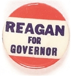 Reagan for Governor Red Version