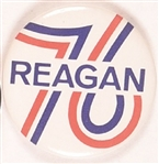 Ronald Reagan 1976 Celluloid