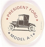 President Ford Model A-1