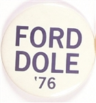 Ford Dole 76