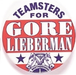 Teamsters for Gore, Lieberman