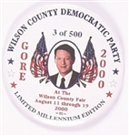 Wilson County, Tennesssee Fair Al Gore