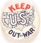 Keep US Out of  War