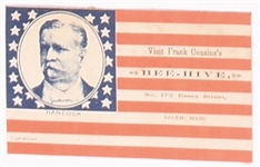 Winfield Scott Hancock Trade Card