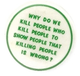 Why Do We  Kill People?