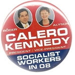 Calero, Kennedy Socialist Workers Party