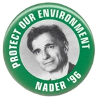 Nader Protect Our Envrionment