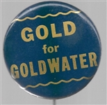 Gold for Goldwater