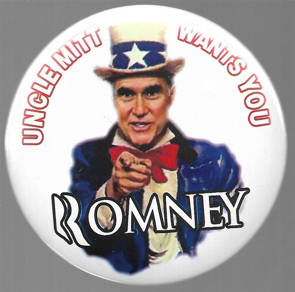 Uncle Mitt Wants You
