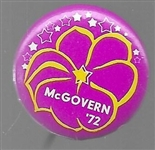 McGovern Colorful Flower Pin